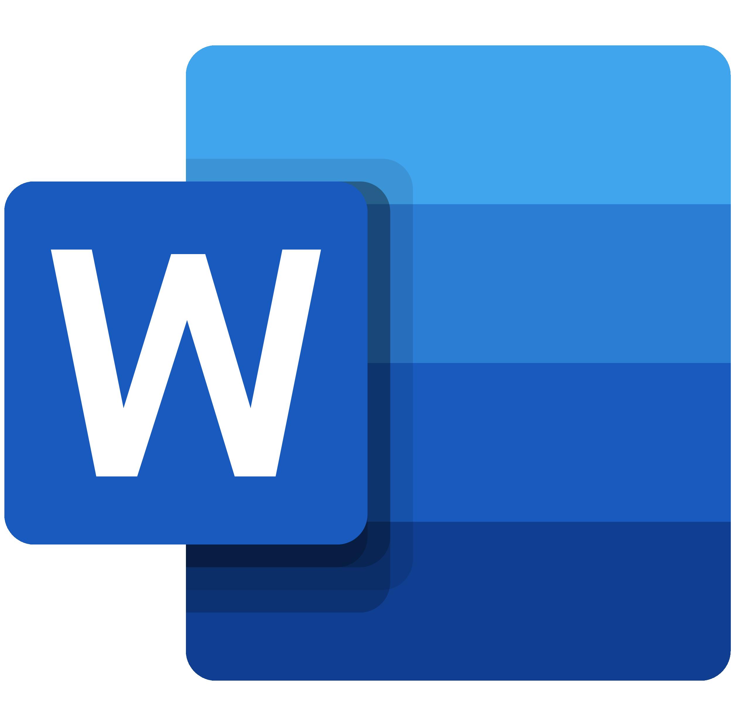 Logo Word masolutionformation